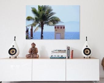 Mexico Photography, Banderas Bay, Puerto Vallarta, Chacala, Nayarit, Riviera Nayarita, Wall Art, Digital Print