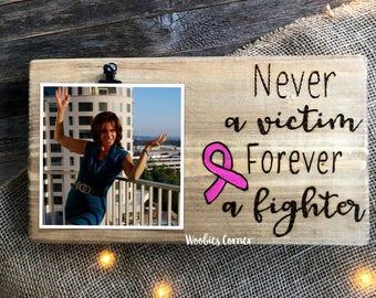 Breast cancer gifts, Cancer survivor gift, Inspirational cancer gift, Cancer survivor sign, Breast cancer awareness, Breast cancer quotes