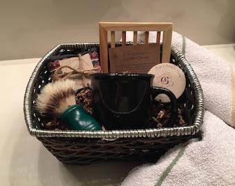 KP's Shave Basket