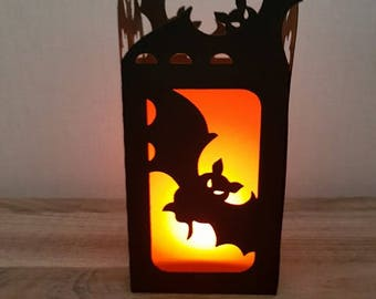 Candle for Halloween