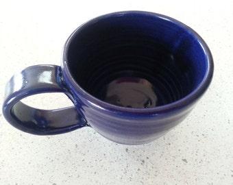 Cobalt mug Ready to Ship