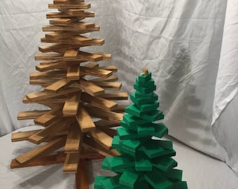 Wooden Christmas Tree Plans