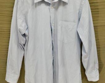 Miyake Design Studio Button Down Shirt Issey Miyake