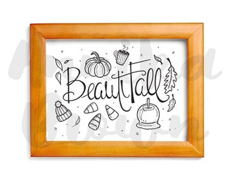 BeautiFall | 5x7 Print