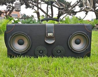 The Prelude - Portable Bluetooth Boomcase