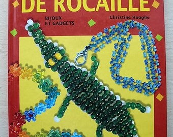 seed beads jewelry and gadgets Collection Junior books editions fish