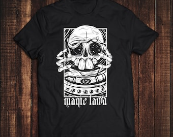 Manic Lawd Limited Edition Crystal Ball T-Shirt