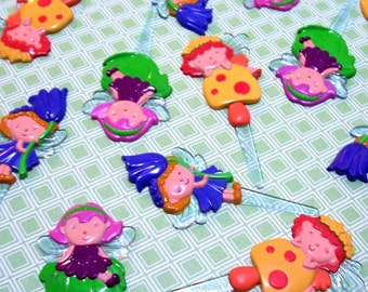 12 Fairy Cupcake Picks