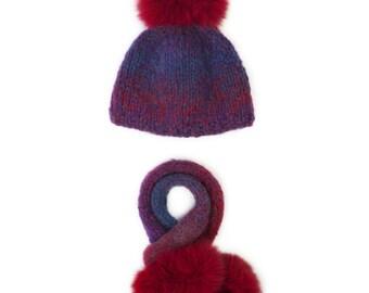 Ramona Hat And Scarf Set