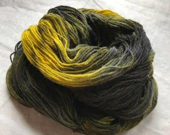 Unafraid of Toil handpainted yarn