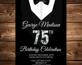 75TH Birthday Celebration