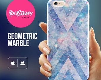 Unique Marble Phone case, geometric iPhone 8, X, 7 case, iPhone 6 Plus case, iPhone 5s Case, samsung S8, S7. S6 Edge, s5 case