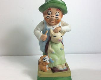 Mr. Lucky Series The Farmer 1980 Hoffman Distilling Co. Free ship to US