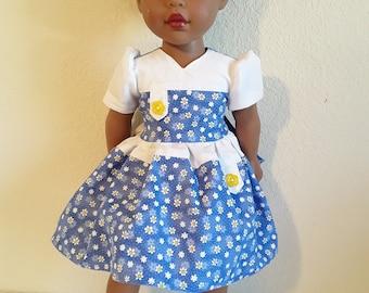 18 Inch Girl Doll Dress #168