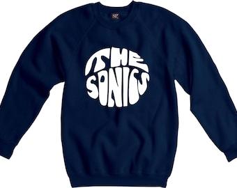 The Sonics Sweatshirt - Garage Rock, 1960's, Retro, Various Colours