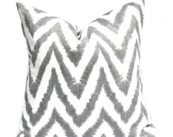 15% Off Sale PILLOW COVERS, Gray Pillows, Gray Pillow covers, Chevron Pillow, Chevron Pillow Cover, ZigZag Pillow, Toss Pillow, Throw Pillow