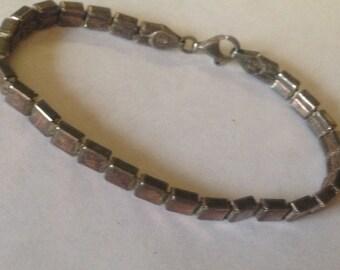 925 Silver Bracelet lot 542