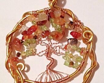 Handmade MWL Fall Tree of Life 0401