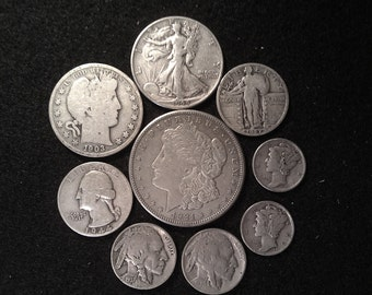 collection of U.S.coins inv203 authentic original us coins collection
