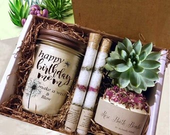 Mom Gift | Mom Birthday Gift | Best Friend Gift |Gift For Her-Thinking of You Gift | Thank You Gift |