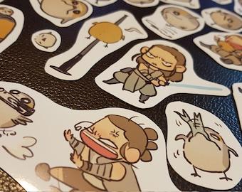 P0rg stickers