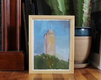 original art / landscape painting / oil painting / plein air painting by Michelle Farro
