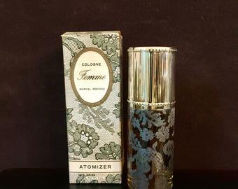 Femme Rochas  2oz Cologne Marcel Rochas Perfume Vintage