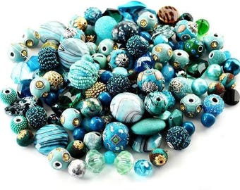 Bulk Beads By The LB Teal