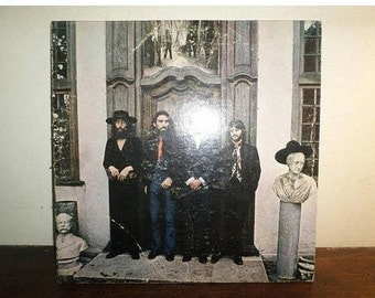 Vintage 1970 Vinyl LP Record The Beatles Hey Jude (The Beatles Again) Excellent Condition 10405