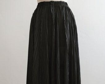 Pleats Please Issey Miyake pleated skirt