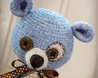 Petri - Original Handmade Teddy/Bear/Toy/Collectable/Gift/Charm