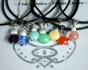 Solar Plexus Chakra Yellow Quartz Necklace Basic Yoga Jewelry Energy Power Gemstone