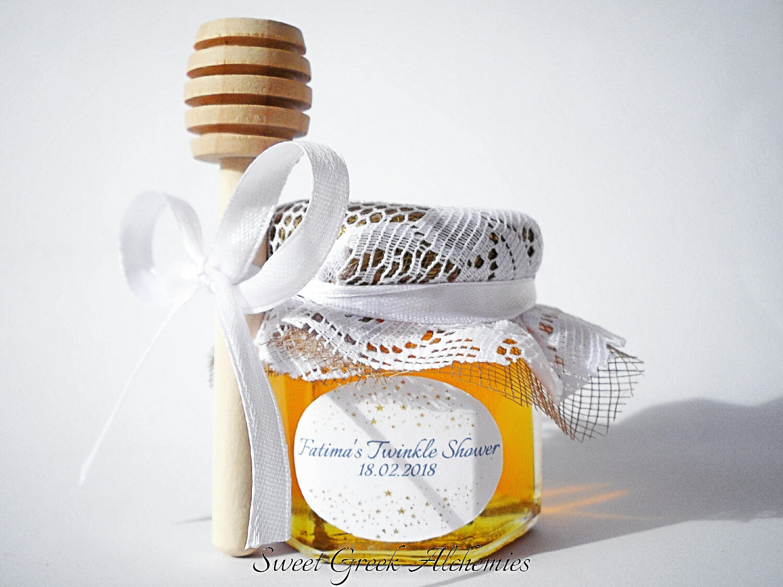 125 pcs Love Honey Favors 40ml/1.35oz Honey Wedding Favors