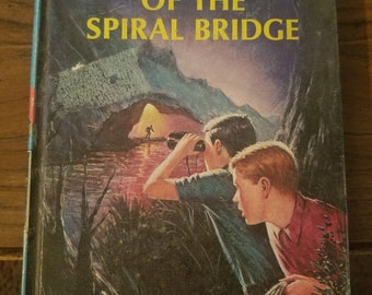 The Hardy Boys The Mystery of the Spiral Bridge