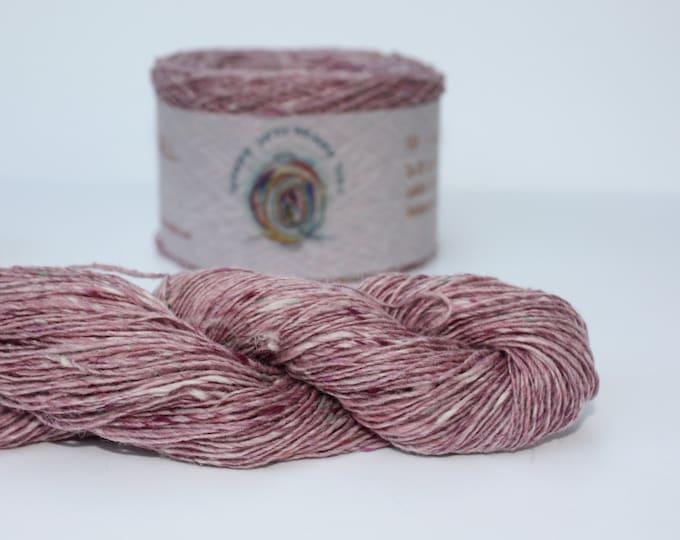 Spinning Yarns Weaving Tales - Tirchonaill 541 Baby Pink 100% Merino 4ply