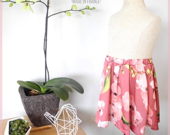 """Skirt girl """"Orchid"""" (2-3-4 years)"""