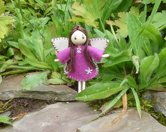 Fairy Bendy Doll Kit - makes two fairies