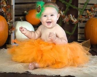 Pumpkin headband only