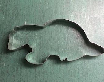 Badger Cookie Cutter