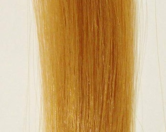 Candy Stripers Brigitte Honey Brown Blonde Golden Shimmer Natural Colored Synthetic Long Hair Extension Clip In - More Colors