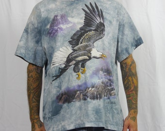 The Mountain Bald Eagle Tee