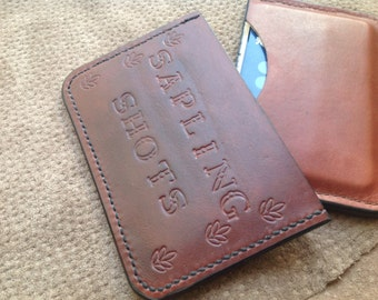 Business card or credit card wallet