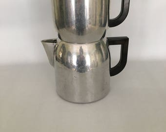 Kitchen Craft Made in U.S.A. Vintage Double Coffee Pot