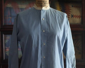 1920s 20s Phillips-Jones Broadcloth DRESS SHIRT