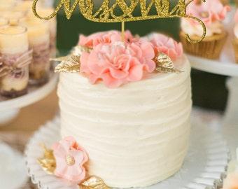 MRS and MRS Wedding Cake Topper, LGBT Wedding, Lesbian Wedding, Wedding Cake Topper, Cake Topper, lgbt Cake Topper, Mrs and Mrs Cake Topper