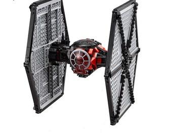 Star Wars Custom Tie Fighter (Free Shipping)
