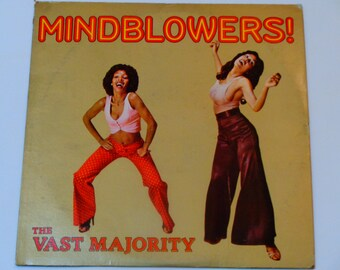 "RARE Vinyl - The Vast Majority - Mindblowers! - ""River Deep, Mountain High"" - Funk - Soul - D&M Sound 1976 - Vintage Vinyl Lp Record Album"