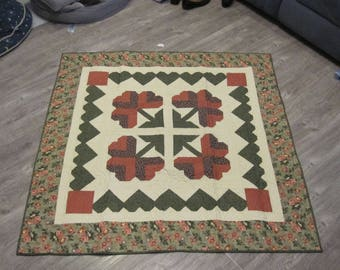 Thimble berries Quilt