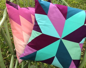 Joll Patchwork Pillow
