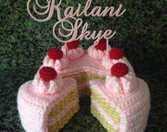 No-Stuff 2-Layer Cake